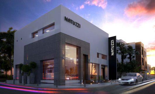 Natuzzi Show Room